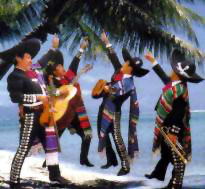 Berühmte Mexikanische Lieder